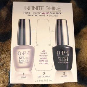 Infinite shine duo pack OPI